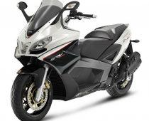 ΜΟΝΤΕΛΟ 2012: APRILIA SRV 850