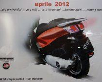 ΜΟΝΤΕΛΑ 2012: GARELLI XO 200, Garelli GT 125