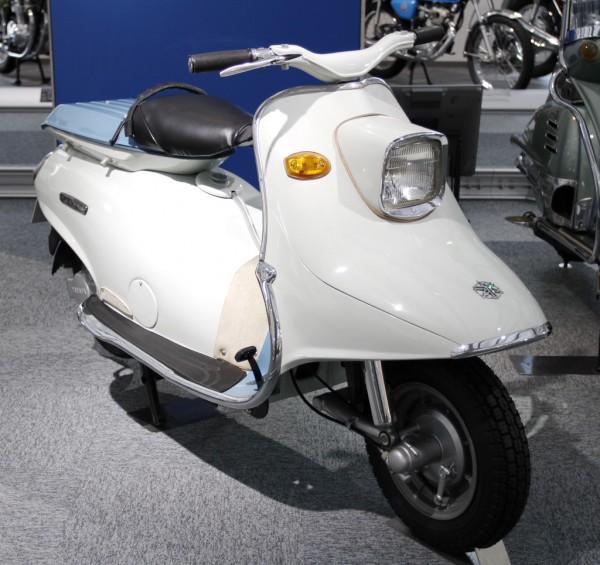 Yamaha SC-1, 1960