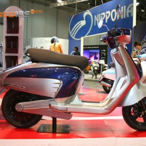LAMBRETTA ELECTRIC, LΝe: ΠΡΩΤΟΤΥΠΟ