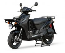 MONTEΛΟ 2012: KYMCO AGILITY CARRY 125
