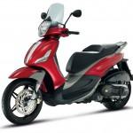 PIAGGIO BEVERLY 350 SPORT TOURER, BEVERLY 350 ABS-ASR, 2012
