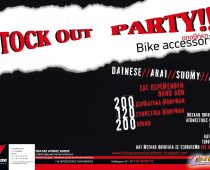 STOCK OUT PARTY: BIKE ACCESSORIES