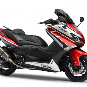 YAMAHA TMAX 530: LIMITED EDITION 50th ANNIVERSARY