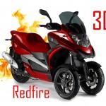 QUADRO 350 3D REDFIRE