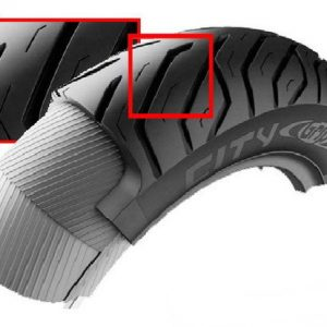 MICHELIN CITY GRIP: 110/70-16 και 140/70-16