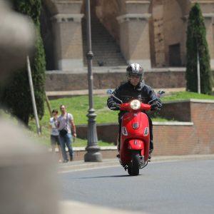VESPA LX 125/150ie 3V, VESPA S125/150ie 3V: Αποστολή στη Ρώμη
