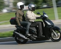 KYMCO PEOPLE GTi 300 ABS: ΠΑΡΟΥΣΙΑΣΤΗΚΕ ΣΤΗΝ ΙΤΑΛΙΚΗ ΑΓΟΡΑ