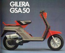 ΙΣΤΟΡΙΑ: GILERA GSA 50,1982, ΠΟΛΥ ΜΠΡΟΣΤΑ!