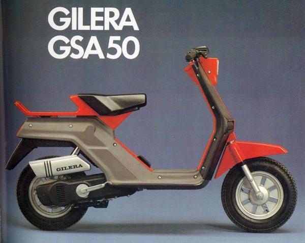 "Gilera GSA 50: Θα μπορούσε να ""στέκει"" στην αγορά, μέχρι σήμερα"