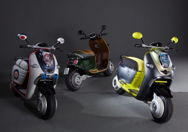 MINI Scooter E-Concept