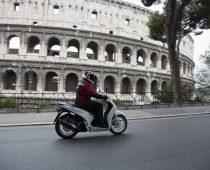 HONDA SH 150i, 2013: Αποστολή στην Ιταλία