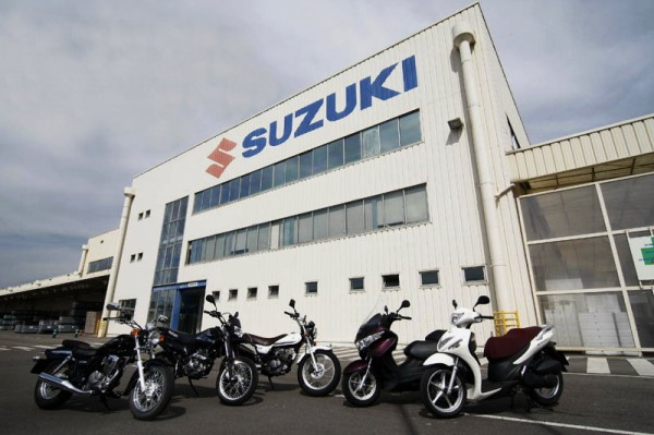 Το εργοστάσιο της Suzuki Espana στην Gijon της Ισπανίας, που θα κλείσει μέχρι τον Απρίλιο του 2013