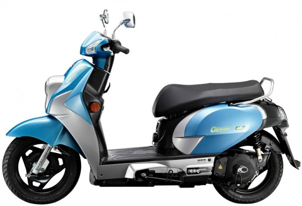 Kymco Queen 3.0: 12άρηδες τροχοί και κινητήρας 3 kW