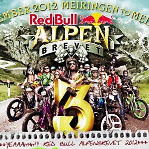 RED BULL ALPENBREVET 2012: ΣΤΙΣ ΑΛΠΕΙΣ ΜΕ ΜΟΤΟΠΟΔΗΛΑΤΑ!