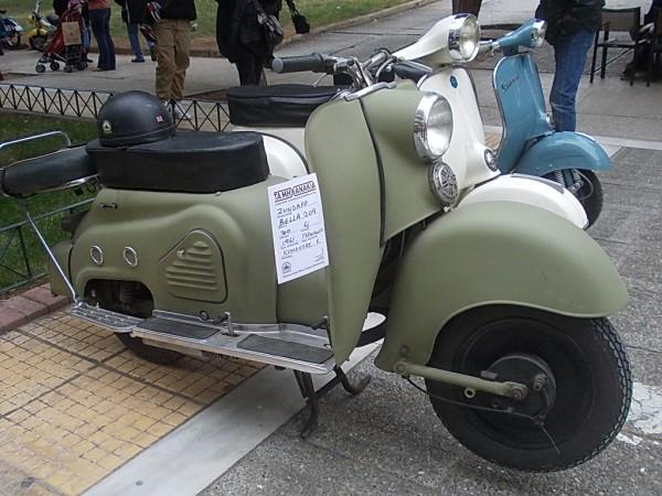 Zundapp Bella 200, 1961