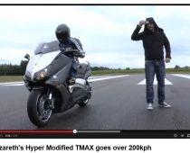 VIDEO: LAZARETH TMAX MODIFIED
