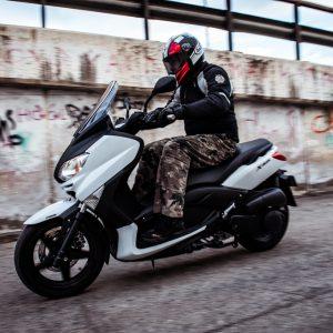 YAMAHA XMAX 250 ABS, Πλήρης Δοκιμή