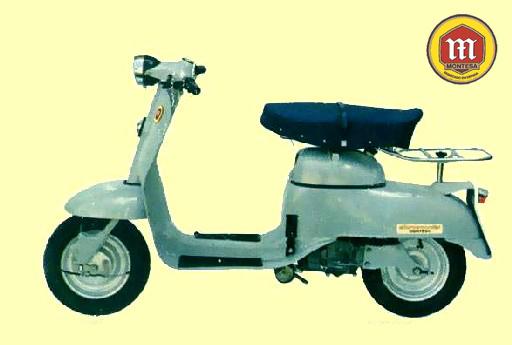Μοntesa Micro Scooter 60