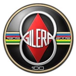 Το σήμα της εκατονταετηρίδας: Gilera 1909-2009