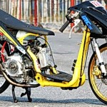 DRAGSTER SCOOTER: ΤΑ ΑΝΥΠΑΡΚΤΑ…