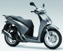 HONDA SH 150i, 150i ABS / 150i Sporty, 150i ABS Sporty