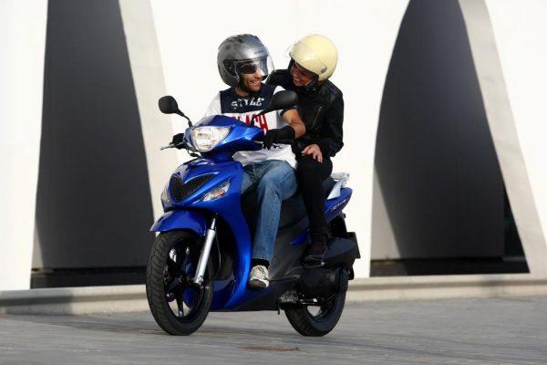 Με την κατάργηση του Sixteen από την γκάμα της η Suzuki χάνει ένα σημαντικό μοντέλο