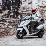 SYM GTS 300i F4 ABS, Πλήρης Δοκιμή