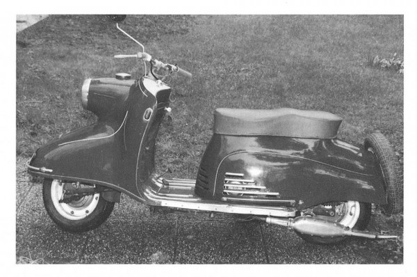 KTM Mirabell: η παραγωγή τους σταμάτησε το 1960