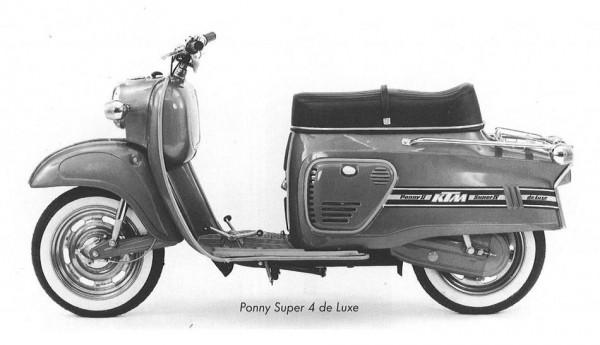 KTM Ponny ΙΙ Super Deluxe 4