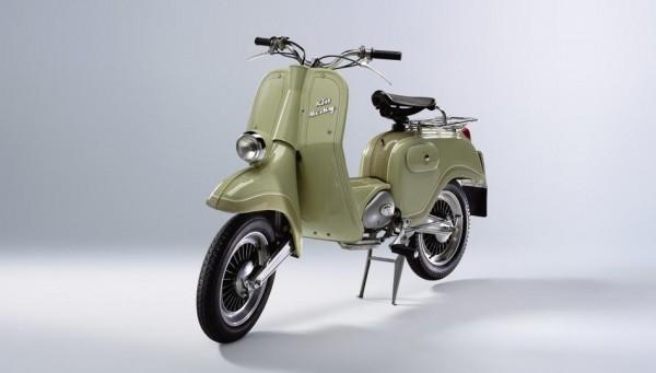ΚΤΜ Mecky 50, 1957