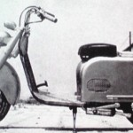 ΙΣΤΟΡΙΑ: KAWASAKI, ΤΟ ΠΡΩΤΟ ΣΚΟΥΤΕΡ (1953)
