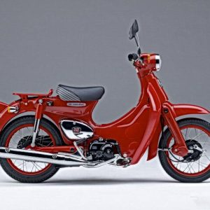 HONDA LITTLE CUB, SPECIAL EDITION: ΤΑ 55α ΓΕΝΕΘΛΙΑ