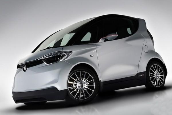 Το πρωτότυπο διθέσιο αυτοκίνητο της Yamaha μοιάζει αρκετά με το Smart