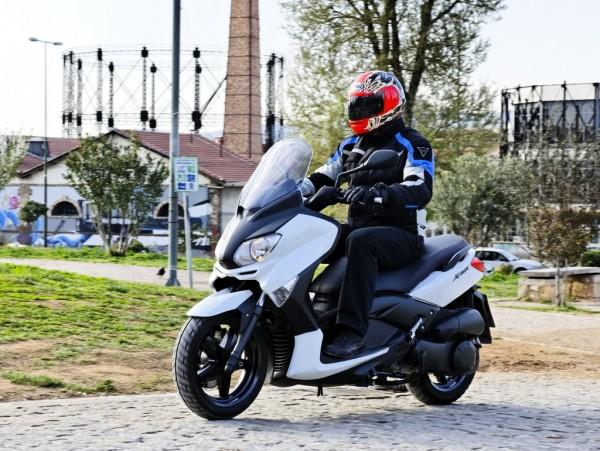 Στα 250άρια πρώτο κατετάγη το Yamaha XMAX 250