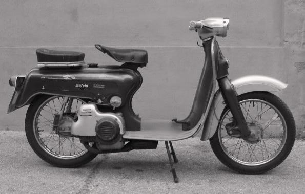 Να το Motobi 125 του 60 και το...