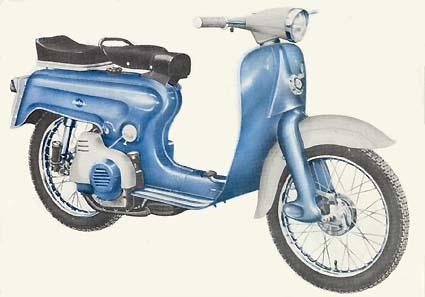 Motobi Picnic 75