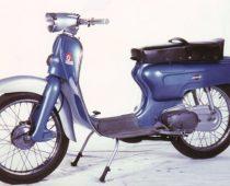 ΙΣΤΟΡΙΑ: MOTOBI PICNIC 75, 125, 1959
