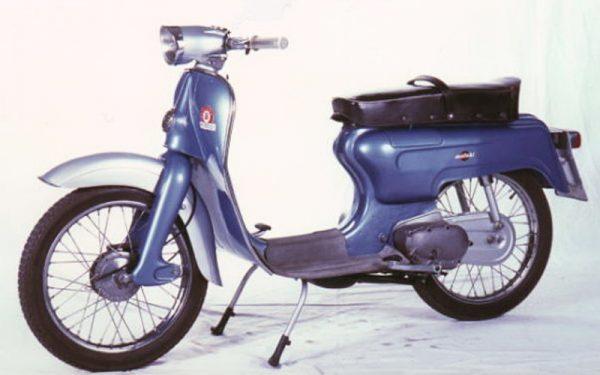 Motobi Picnic 75, 1959