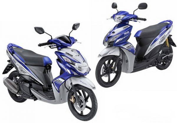 Yamaha Xeon RC 125 και Mio GT MotoGP μαζί