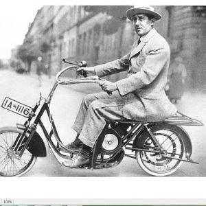 ΙΣΤΟΡΙΑ: DKW GOLEM, DKW LOMOS (1921-1922): ΑΡΧH ME ΣΚΟΥΤΕΡ