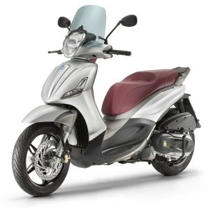 PIAGGIO BEVERLY 350 ST, 2014: ΦΡΕΣΚΑΡΙΣΜΑ