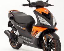 PEUGEOT SPEEDFIGHT 3 ICE/DARK 125 4T