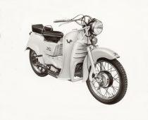 ΙΣΤΟΡΙΑ: MOTO GUZZI GALLEΤTO 160-192, 1950-1966