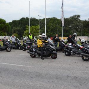 SYM ROAD TRIP, 2014: 30 ΣΚΟΥΤΕΡ, 3 ΧΩΡΕΣ, 7 ΗΜΕΡΕΣ