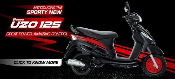 Αυτό το Mahindra δεν θα μπορούσε να πουληθεί στην Ελλάδα: ονομάζεται Uzo 125...