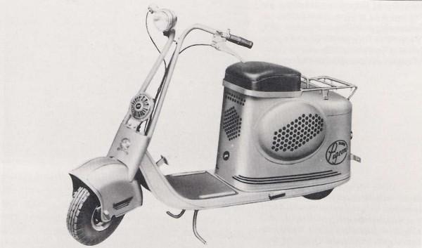 Mitsubishi Silver Pigeon C11, 1948