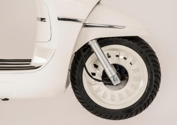 Django Heritage wheel