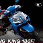 KYMCO RACING KING 180 FI: ΤΑ ΣΚΟΥΤΕΡ ΤΟΥ ΚΟΣΜΟΥ