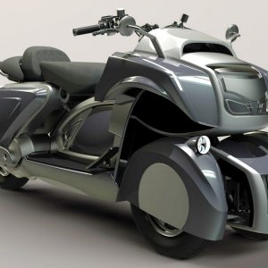 FOUGERE CONCEPT SCOOTER: ΑΥΤΟΚΙΝΗΤΑΚΙ